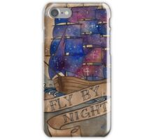 Fly By Night iPhone Case/Skin