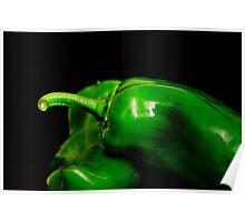 Salad Green Poster