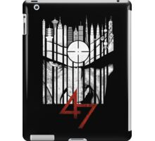 Hitman Codename 47 iPad Case/Skin