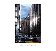 Fifth Avenue Photographic Print