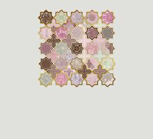 Neapolitan Geometric Tile Pattern T-Shirt