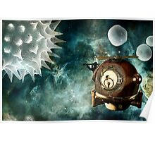 micronaut Poster