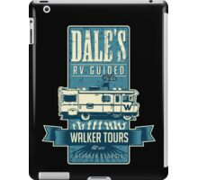 Dale's Walker Tours iPad Case/Skin