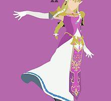 Zelda (Skyward) - Super Smash Bros. by samaran