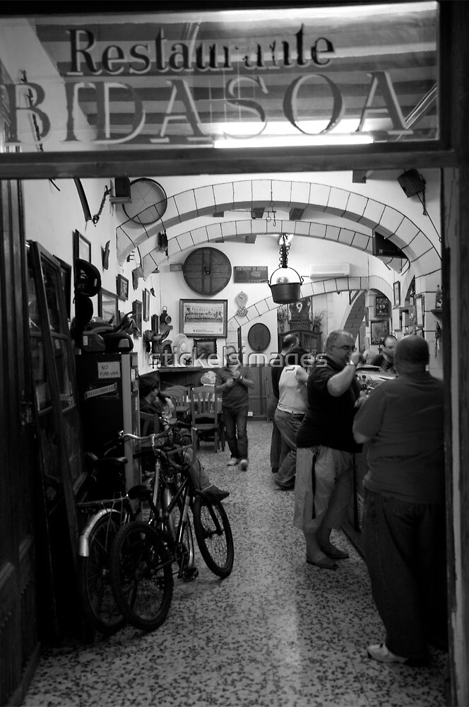 peoplescapes #278, restaurante bidasoa by stickelsimages