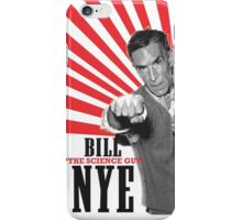 """Bill """"The Science Guy"""" Nye iPhone Case/Skin"""