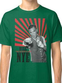 "Bill ""The Science Guy"" Nye Classic T-Shirt"