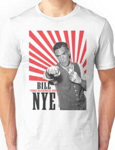 "Bill ""The Science Guy"" Nye Unisex T-Shirt"