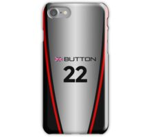 F1 2015 - #22 Button [launch version] iPhone Case/Skin