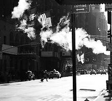 NEW YORK ANYTIME by benj dawe