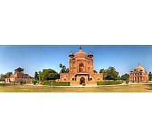 Khusrubagh Panoramic Photographic Print