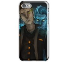 Devil By Your Shoulder iPhone Case/Skin