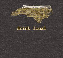 Drink Local - North Carolina Beer Shirt Unisex T-Shirt
