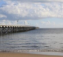 The Pier by Mark Jones
