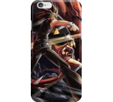 Yu-Gi-Oh! - Yugi Vs Marik iPhone Case/Skin