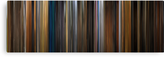 Moviebarcode: Apocalypse Now (1979) by moviebarcode