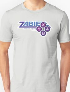 ZABIE Security Systems - USA Unisex T-Shirt