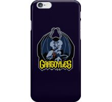 Gargoyles (Goliath) iPhone Case/Skin