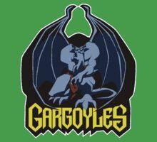 Gargoyles (Goliath) Kids Tee
