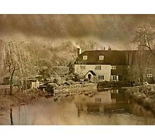 Bere Mill (River Test) Photographic Print