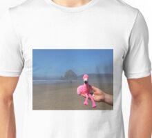 Hay Stack Rock Cannon Beach Oregon Unisex T-Shirt