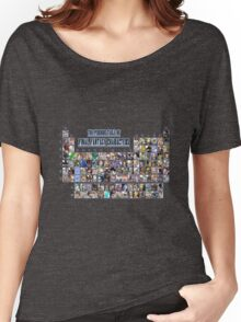 The periodic table of Final Fantasy Characters Women's Relaxed Fit T-Shirt