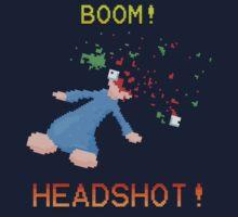 Yeeuugh! (Boom! Headshot!) by Newfield
