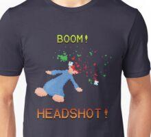 Yeeuugh! (Boom! Headshot!) Unisex T-Shirt