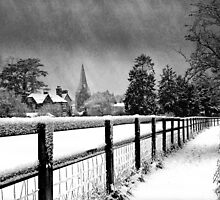 Whitchurch Winter by dmacwill