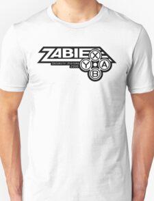 Zabie Security Systems - Black & White Unisex T-Shirt