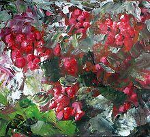 Winter Berries by Saga Sabin