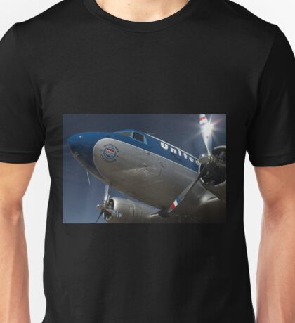 Gleaming Prop Unisex T-Shirt
