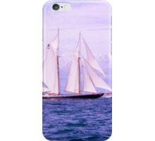 Maritime Lineup iPhone Case/Skin