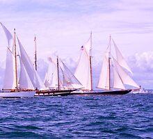 Maritime Lineup by JoeGeraci