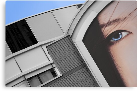 Eye on the City by Gerda Grice