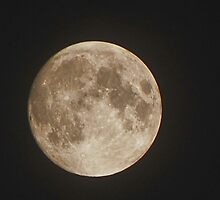 Super Moon by barnsis
