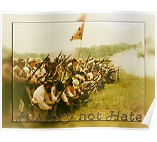History not Hate Poster