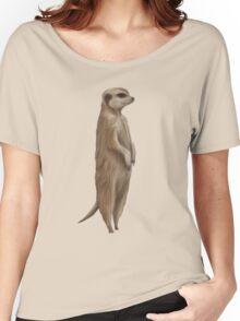 Its a Meerkat Women's Relaxed Fit T-Shirt