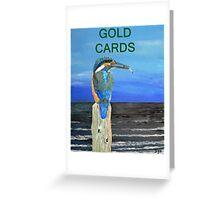 Sea Fishing Greeting Card