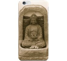 OG Buddha Merchandise iPhone Case/Skin