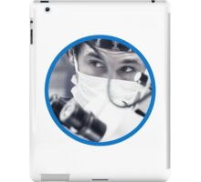 Dr. Derek Shepherd iPad Case/Skin