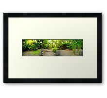 High Definition Panorama Framed Print