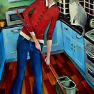 Mopping Up by Victoria Stanway