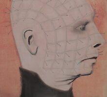 """Pinhead""  by Brandon Walker"
