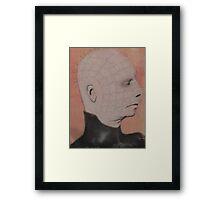 """Pinhead""  Framed Print"