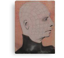 """""""Pinhead""""  Canvas Print"""