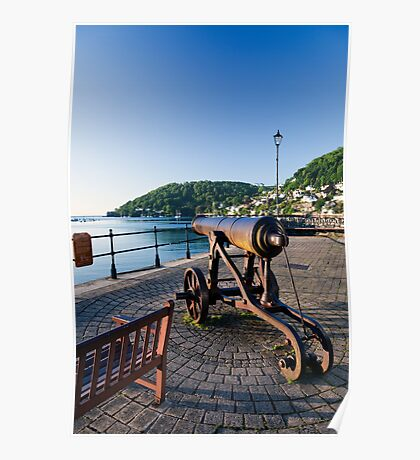 Dartmouth Harbour Poster