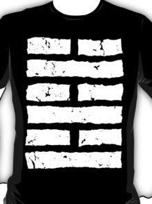 Arashikage Distressed White T-Shirt