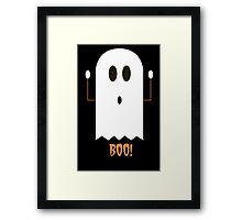 You Look Like You've Seen A Ghost Framed Print
