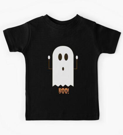 You Look Like You've Seen A Ghost Kids Tee